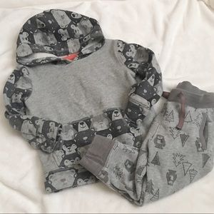 Toddler sweat Set